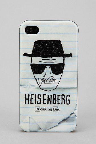 Breaking Bad Heisenberg iPhone 5/5s Case $30