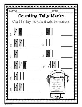 """Search Results for """"Tally Marks For 3 Grade And Up"""