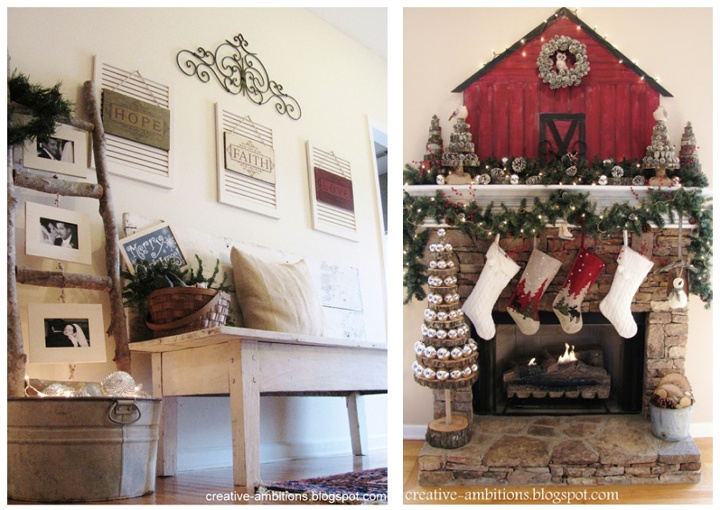 Country Home Decor Ideas Pinterest