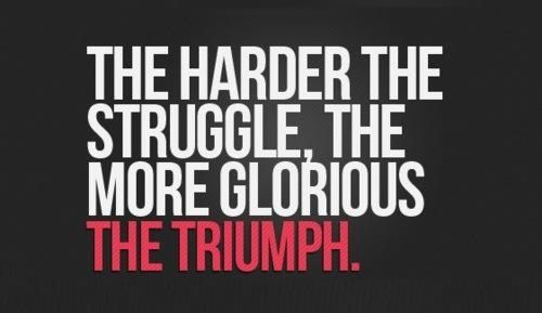 Never give up! #Quotes