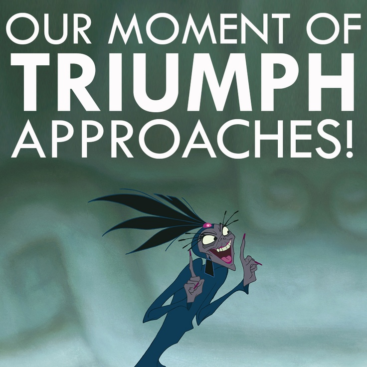 It's dinner time!  The Emperor's New Groove is now available in a 2-Movie collection!