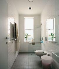 Nice tiny bathroom