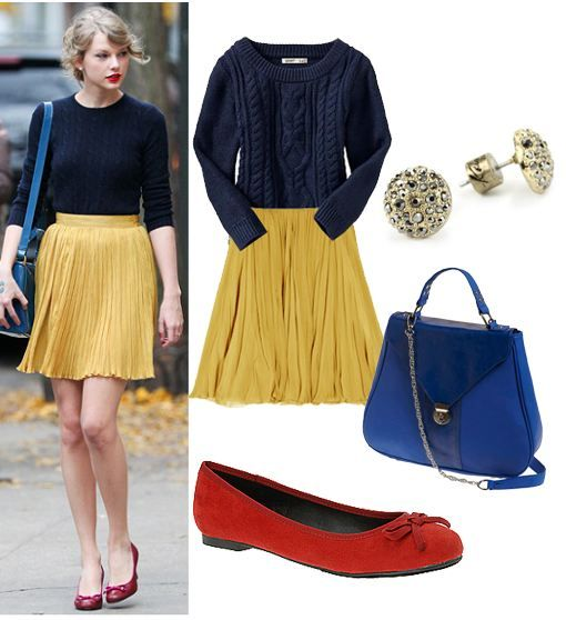 dbaa37b585f12662ce6e0426c86d0435 Taylor Swift Fashion