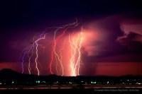 - Lightning, SE Arizona USA   mother nature at her best ...