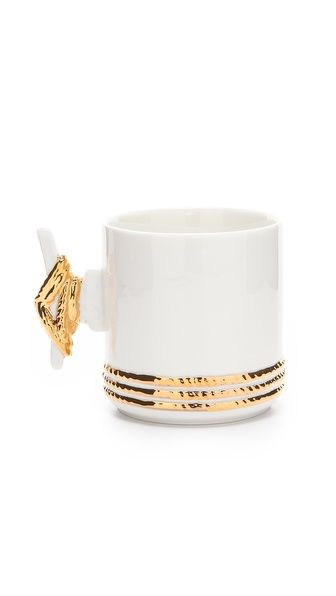 Gift Boutique Anchors Aweigh Cleat Mug