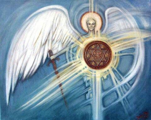 Arcangel Miguel.