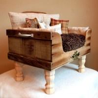 Custom Pet Bed, Victor Pet Lounger