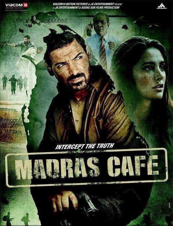 Madras Cafe movie