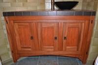 mission style bathroom vanities - 28 images - amish ...