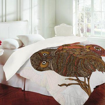 Graphic Owl Duvet  http://fab.com/sale/2653/product/53815/
