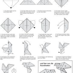 Origami Dove Diagram Kenmore Dryer Error Code F01 Flying Bird Instructions