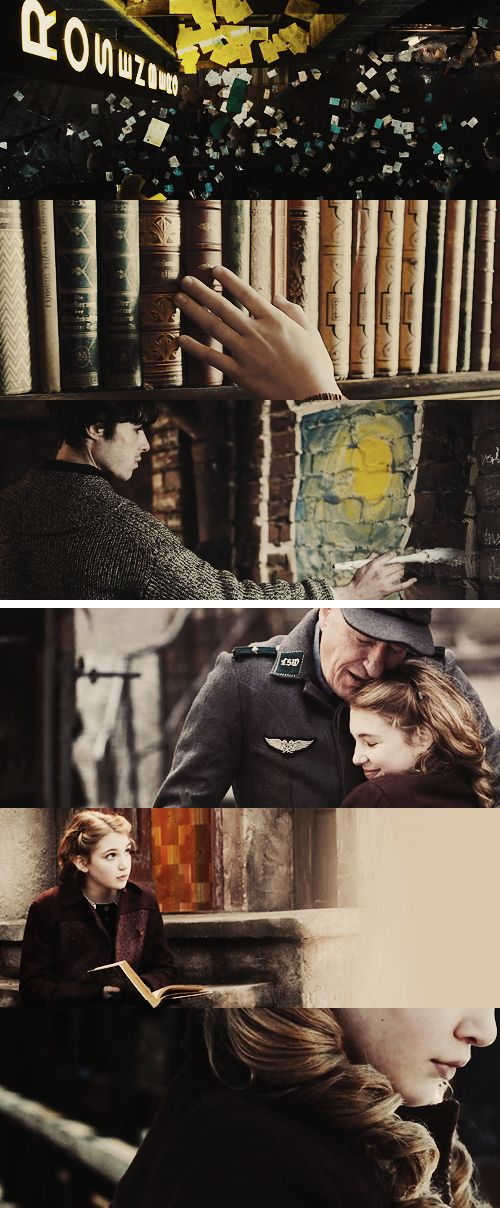 Words are life. #bookthief
