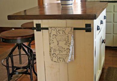 Kitchen Island Cart Kit