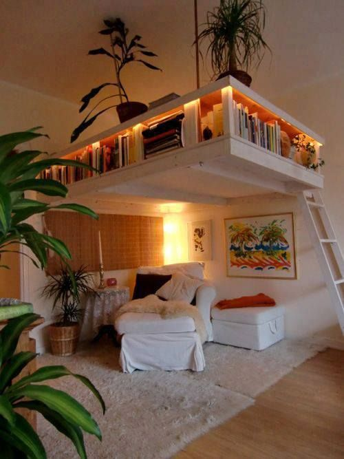 Interesting loft idea...#Ideas Wow. I absolutely love this...