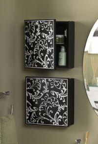 DIY Bathroom Wall Storage Cabinet | Home improvement ...