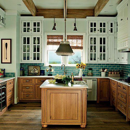 phoebe howard southern living kitchen  House Ideas