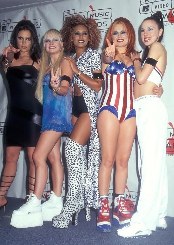 How the Spice Girls danced in these platform shoes without twisting their ankles.   25 Things That '90s Kids Are Still Trying To Figure Out