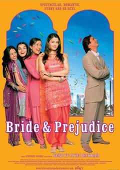 Bride and Prejudice - Thank you Dr. Ljungquist for introducing me to this masterpiece