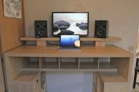 diy standing desk | DIY Standing Desks | Home Office ...