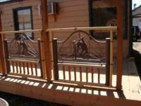 Rustic Deck Railing Ideas   www.imgkid.com - The Image Kid ...