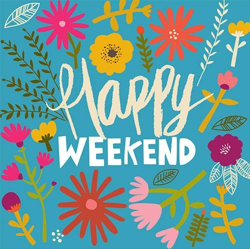 Wishing Everyone a very Happy Weekend! <3 #ecojot