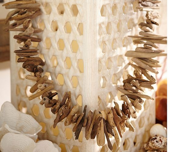 Driftwood Garland Vase Filler | Pottery Barn