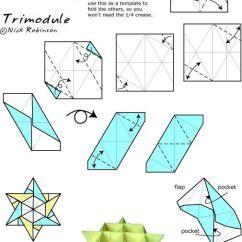 Origami Flower Instruction Diagram 2002 Pontiac Grand Am Fuse Box Kusudama Instructions