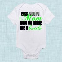 COOL STORY, MOM - Funny Baby Clothes - Infant Boy - Infant ...