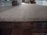 Low pile carpet on hardwood | For the Home | Pinterest
