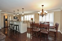Dining Room Kitchen Combination - dining room kitchen 2017 ...