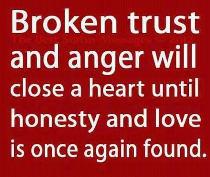 Trust Issues Broken Quotes