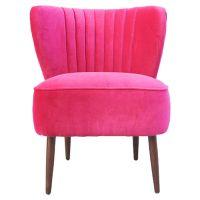 Hot Pink Valencia Club Chair | things I like | Pinterest