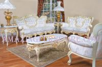 French Provincial Living Room Set