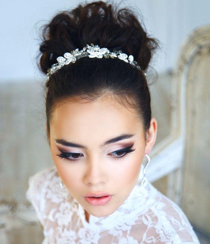 15 Sweet And Cute Wedding Hairstyles For Medium Hair