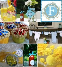 BBQ baby shower baby-shower-ideas | Baby;D | Pinterest