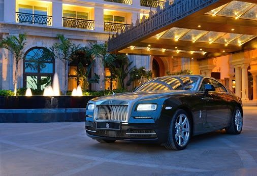 October: Wraith tours India's Tamil Nadu, bringing its dynamic silhouette to dramatic cityscapes across the state.