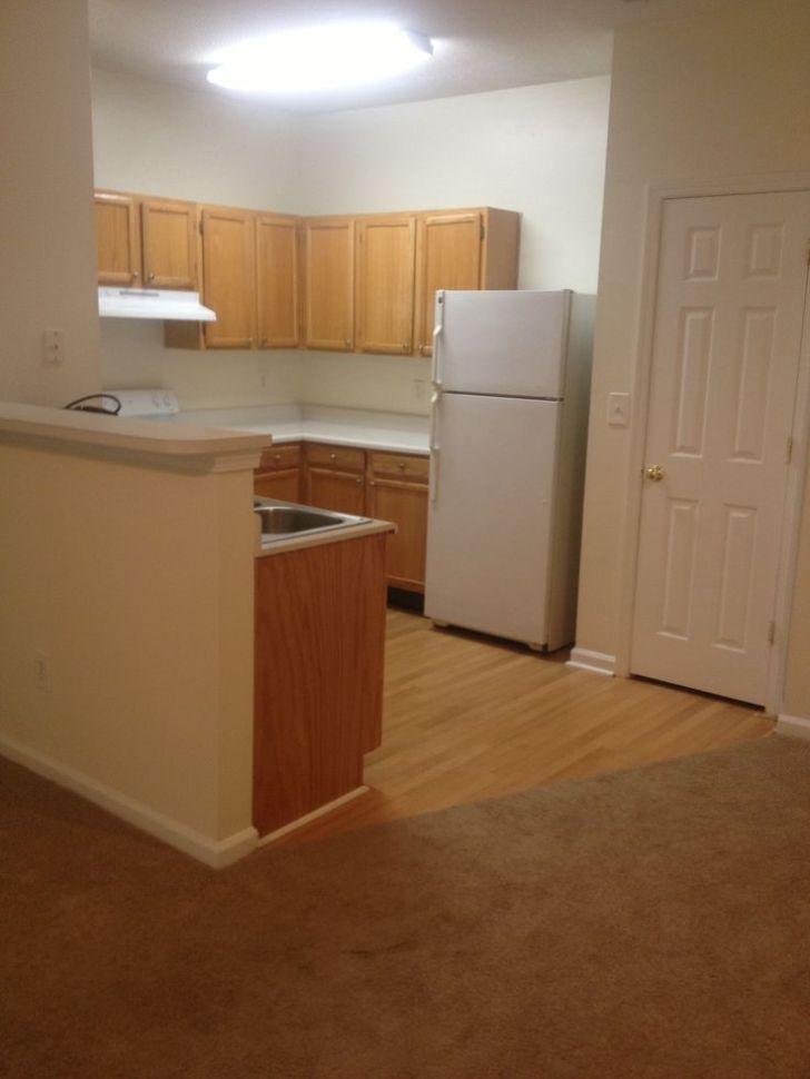 Empty Kitchen Lexington Far
