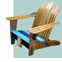 water ski chair | Crafty Thoughts | Pinterest