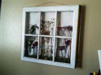 Bing : old window crafts | Old Window Crafts | Pinterest
