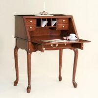 I love old wood secretary desks | One day. | Pinterest