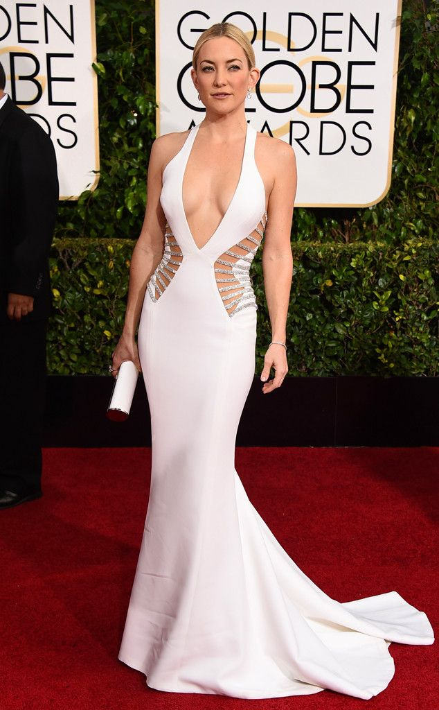 Kate Hudson from 2015 Golden Globes Red Carpet Arrivals | E! Online
