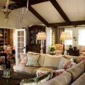 Country family room french decor love country