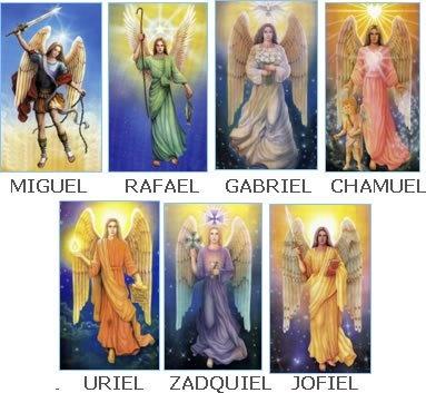 Arcangeles ....