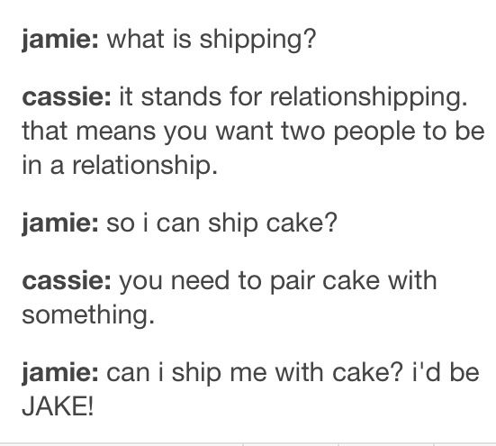 Jamie what is shipping?