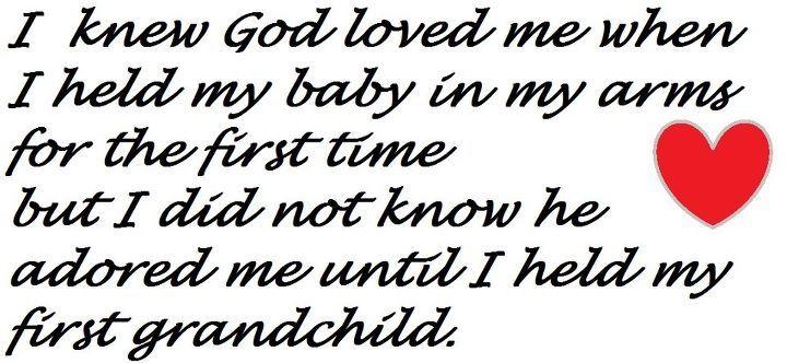 First Grandchild Quotes. QuotesGram