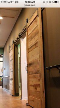 Barn Door Decor~   Home Accessories   Pinterest