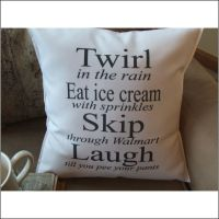 Decorative Pillows With Quotes. QuotesGram