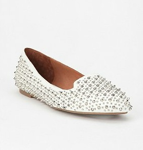 Studded Loafer by Jeffrey Campbell