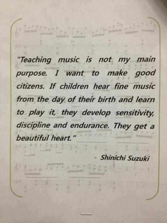 S. Suzuku - The Music Empowers Foundation