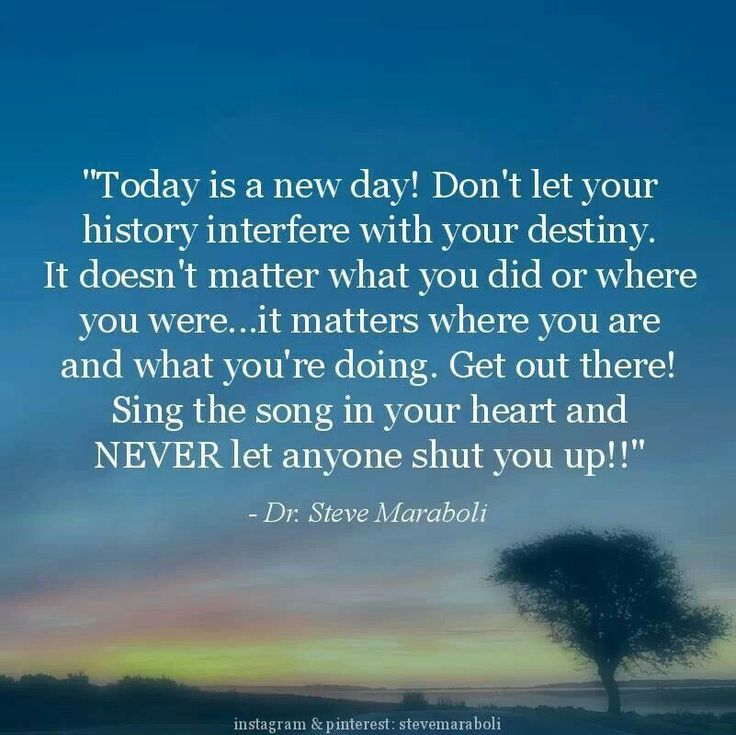 Today Is A New Day Quotes. QuotesGram